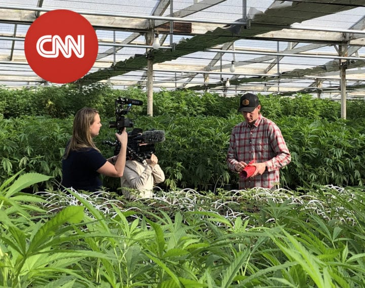 Autumn Brands featured on CNN's Go There