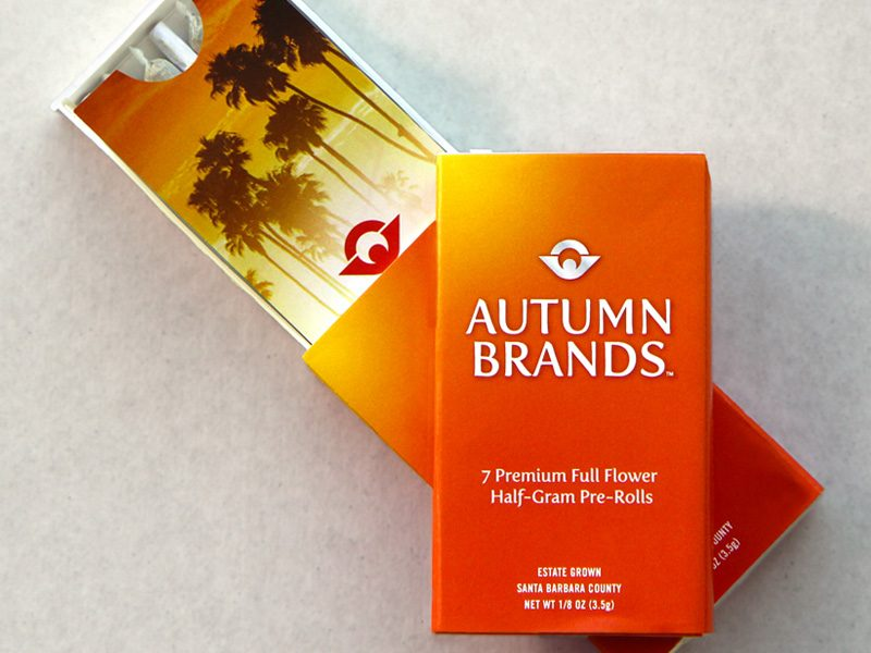Autumn Brands pre-rolls